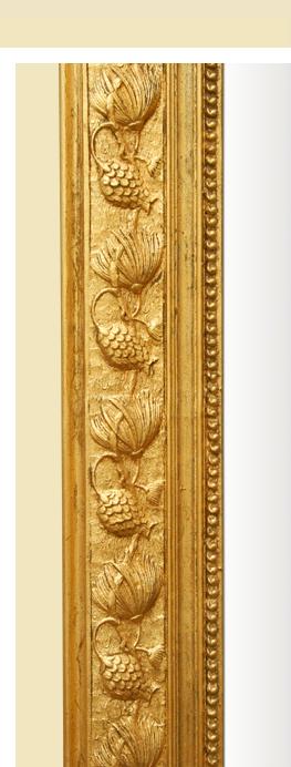 miroir ancien dor style louis philippe d cors poque ann es 30. Black Bedroom Furniture Sets. Home Design Ideas