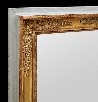 Miroir ancien bois dor d 39 poque restauration for Restauration miroir ancien