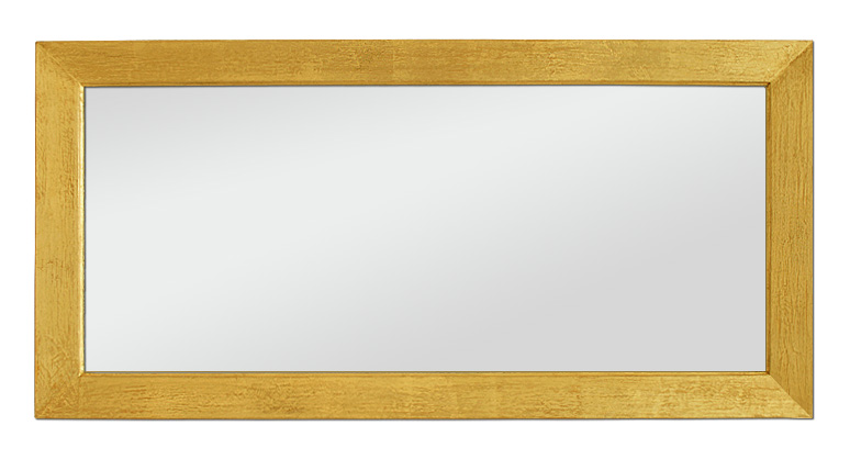 Glace miroir salon bois dor for Grand miroir salon