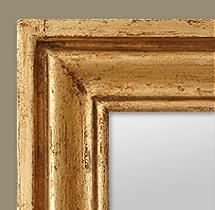 miroir ancien chemin e moulure bois dor. Black Bedroom Furniture Sets. Home Design Ideas