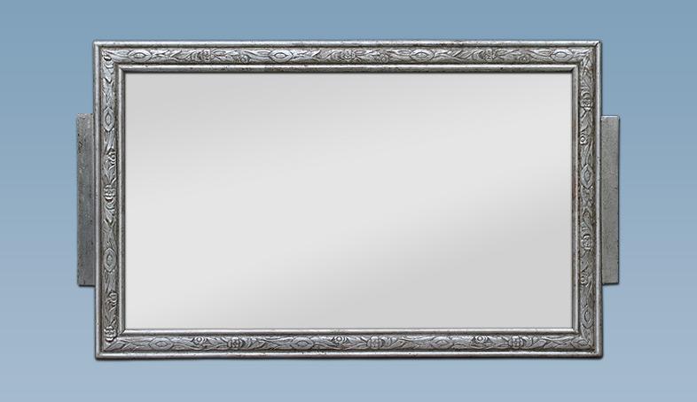 Art deco decor photo gratuite vitraux architecture art for Miroir art nouveau