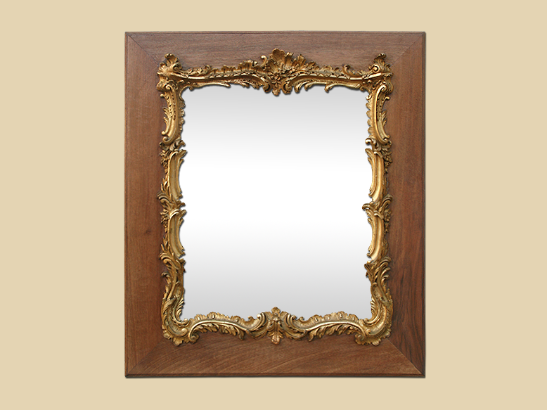 Pin style louis xv on pinterest for Miroir louis xv