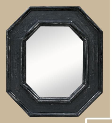 Miroir Octogonal Style Renaissance Italienne
