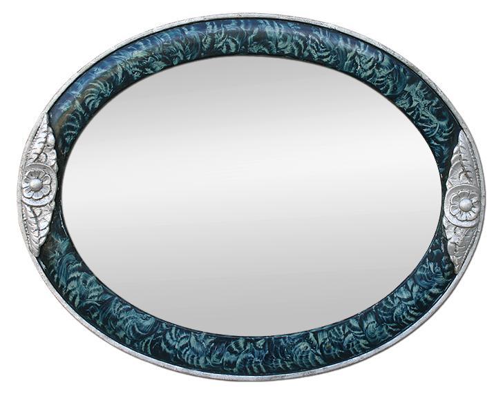 Miroir ovale for Miroir ung drill