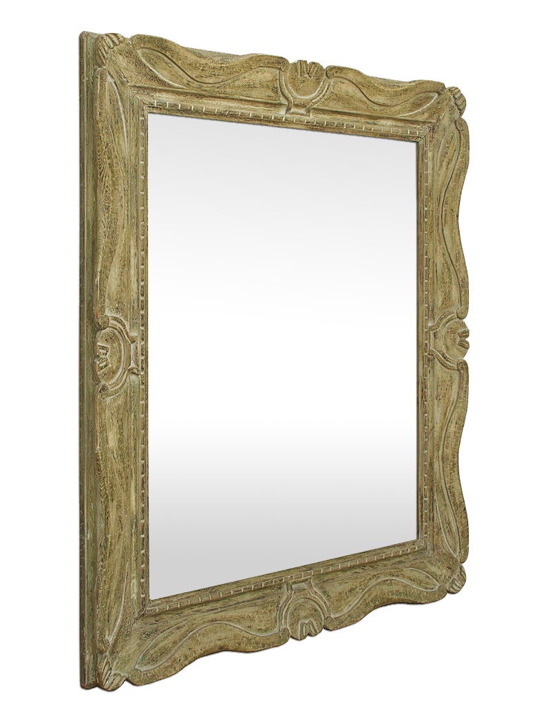 Miroir bois ancien fashion designs for Prix miroir ancien