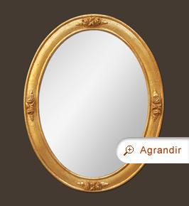 ancien-petit-miroir-ovale-dore-decor-de-roses