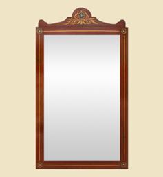 glace-miroir-ancien-1900-anglais-marqueterie-acajou