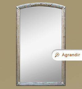 grand miroir art d co miroirs anciens. Black Bedroom Furniture Sets. Home Design Ideas