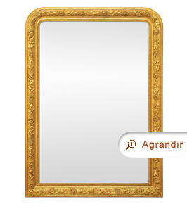 miroir ancien miroirs anciens miroir d coration pour la maison miroir chemin e. Black Bedroom Furniture Sets. Home Design Ideas