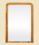 grand-miroir-cheminee-dore-louis-philippe-vi