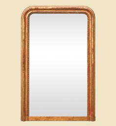 grand-miroir-cheminee-louis-philippe-dore-ancien-19-eme
