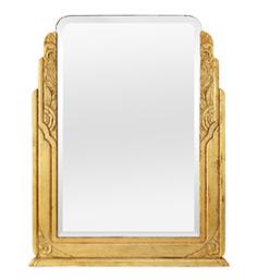 grand-miroir-dore-art-deco