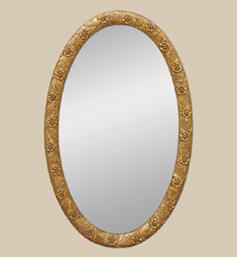 grand-miroir-dore-ovale-art-deco