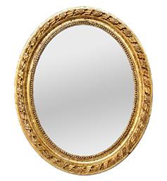 grand-miroir-ovale-dore-patine-ancien-circa-1860