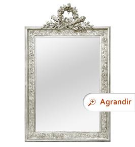 miroir-ancien-argente-fronton-style-art-nouveau-1900
