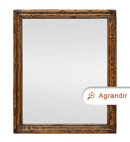 miroir-ancien-bois-patine-origine-pareclose