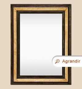 miroir-ancien-d-epoque-bois-couleur-beige-marron-clair