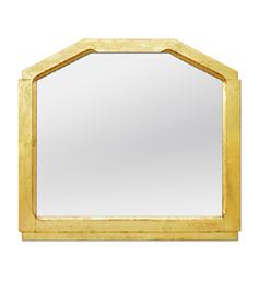 miroir-ancien-dore-1950-forme-geometrique