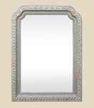miroir-art-nouveau-argent-forme-chantourne-vi