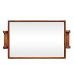miroir-bois-teinte-acajou-style-plateau-annes-30-ancien