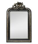 miroir-cheminee-ancien-noir-dore-vi