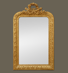 miroir-cheminee-fronton-style-louis-xvi