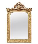 miroir-dore-fronton-baroque-1880-vi