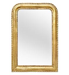 miroir-dore-louis-philippe-decor-torsades