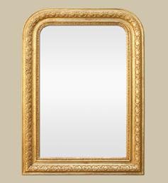 miroir-dore-louis-philippe-stylise