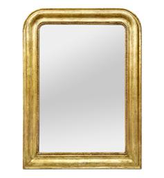 miroir-dore-patine-louis-philippe-1880
