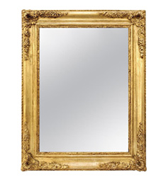 miroir-dore-romantique-ancien-circa-1840