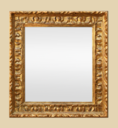 miroir-dore-sculpte-style-espagnol