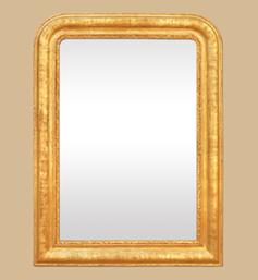 miroir-dore-style-louis-philippe-ancien