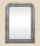 miroir-louis-philippe-argent-noir-vi