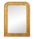 Miroir Louis-Philippe doré style