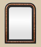 miroir-louis-philippe-noir-decor-bois-vi