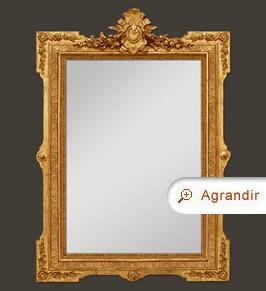 Miroir napol on iii miroirs anciens for Miroir napoleon