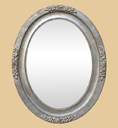 miroir-ovale-argente-patine-1900-decor-florale