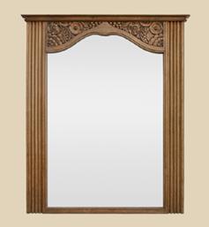 miroir-trumeau-en-bois-sculpte