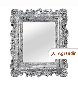 petit-miroir-ancien-argente-patine-style-baroque-circa-1890