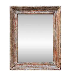 petit-miroir-argente-patine-vieilli-rouge