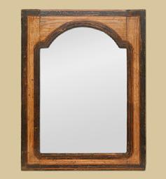 petit-miroir-bois-filets-polychromes