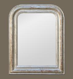 petit-miroir-louis-philippe-argente-patine