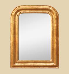 petit-miroir-moulure-style-louis-philippe-dore-ancien